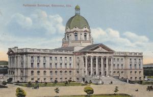 EDMONTON , Alberta , Canada , 00-10s ; Parliament Buildings