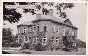 State Teachers College , INDIANA , Pennsylvania , PU-1941 : Wilson Hall