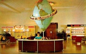 Pennsylvania Pittsburgh H J Heinz Company Intenational Headquarters Lobby Wit...