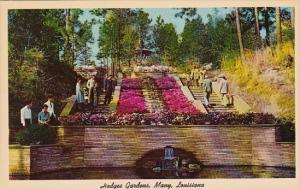 Louisiana Many Hodges Gardens Steps