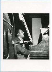 Bud Powell, Hackensack, New Jersey. December 29, 1958