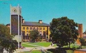Massachusetts Salem Clock Tower On The Mall State College At Salem