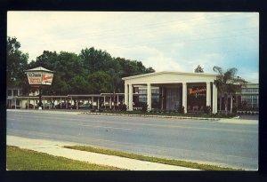 Ocala, Florida/FL Postcard, Morrison's Cafeteria, Mt Vernon Motel