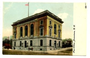NY - Jamestown. Post Office