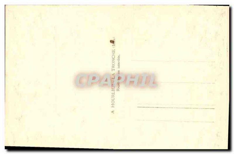 Old Postcard Cascade has Weaves