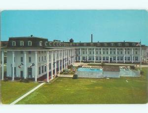 Pre-1980 CONGRESS HALL HOTEL Cape May New Jersey NJ W5740
