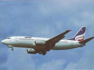JAT B-737-3H9