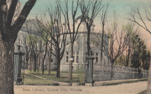 CARSON CITY , Nevada , 1900-10s ; State Library
