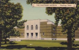 Nebraska Hastings The Hastings Museum