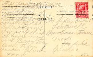 London England UK Feldman's Songsters Season 1923 RPPC Postcard