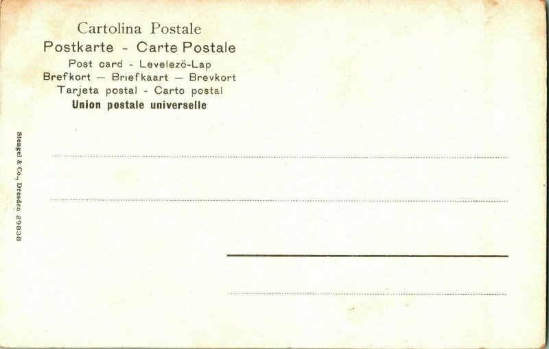 Firenze S.Sebastiano - Sodoma - Par Stengel & Co Sans 29838 Litho - Religieux