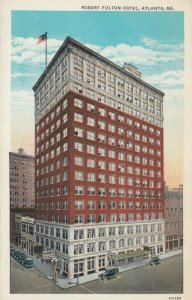 ATLANTA, Georgia, 1910s; Robert Fulton Hotel