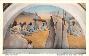 Artist Post Card Oral Tradition by John W. Alexander Library of C...