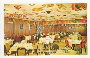 Mexican-Confederate Cuisine, Restaurant, South-of-the-Border,U.S. 301, South ...