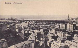 Italy Genova Panorama