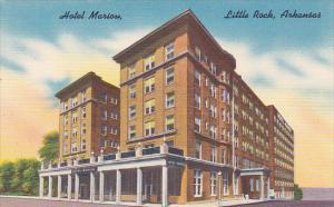 Arkansas Little Rock Hotel Marion