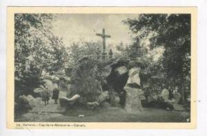 Le Calvaire.- Cap-de-la-Madeleine.-Calvary, Quebec, Canada, PU 1946