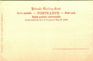 Nordd Lloydd, Bremin Kaiser Wilhelm II Vaisseau - Sander & Sohn Vintage Postale