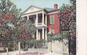 South Carolina Charleston Pringle House  1909