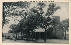 Rock House at Lake Murray - Ardmore OK, Oklahoma