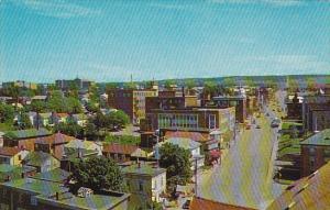 Rue de la cathedrale , RIMOUSKI , Quebec , Canada , 50-70s