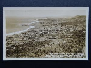 Australia NSW from SUBLIME POINT to COAST THIRROUL WOLLONGONG Old RP Postcard
