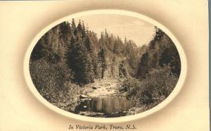 In Victoria Park - Truro NS, Nova Scotia, Canada - DB