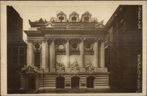New York City Chamber of Commerce c1910 Postcard