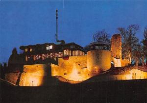 Bad Kreuznach Aeltestes Radon-Solbad der Welt Kauzenburg