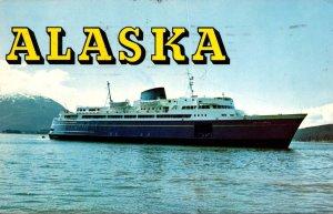 Alaska Ferries M V Malaspina M V Taku and M V Matanuska 1971