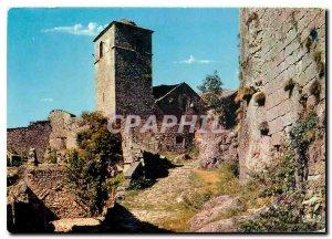 Modern Postcard The Tourist Aveyron La Couvertoirade old comanderie Templar a...