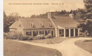 New Hampshire Hanover Dartmouth Outing Club Dartmouth College  Albertype