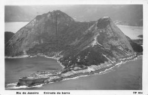 Brazil Rio de Janeiro - Entrada da barra 1930