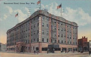 Wisconsin Green Bay Beaumont Hotel