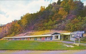 Pageant Hills Motel Cherokee North Carolina