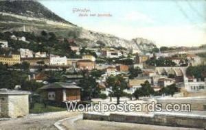 Gibraltar Germany, Deutschland Postcard Rosia and Barracks  Rosia and Barracks