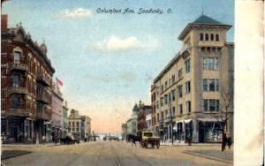Columbus Avenue Sandusky OH Unused