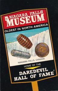 Niagara Falls Museum Home of Daredevil Hall Of Fame Niagara Falls Canada Olde...