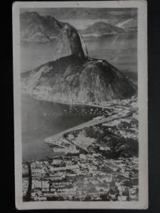 Brazil: Rio De Janeiro, Old RP Postcard