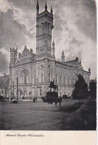 Masonic Temple, Philadelphia, Pennsylvania, 1900-1910s
