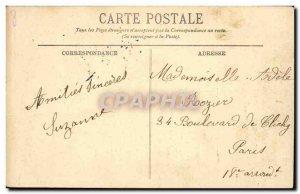 Paris - 8 - Entree L & # 39Elysee - Old Postcard