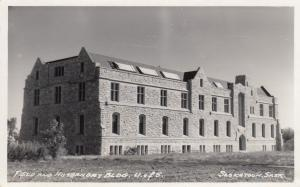 RP: SASKATOON , Sask. , Canada , 1910-30s ; Field & Husbandry Bldg