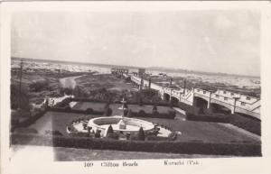 RP: Clifton Beach , Karachi , Pakistan , 1940s