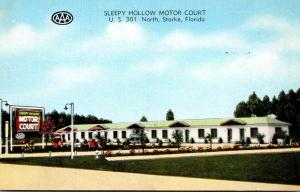 Florida North Starke Sleepy Hollow Motor Court