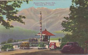 VANCOUVER, British Columbia, Canada, 1930-40s; Prospect Point, Stanley Park