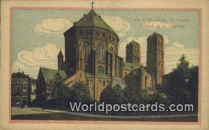 Church of St Gereon Coln a Rh Kirche St Gereon Germany Unused