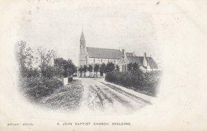 SPALDING , Lincolnshire , England , 1907 ; S. John Baptist Church