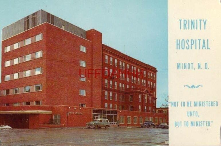 TRINITY HOSPITAL, MINOT, N.D.