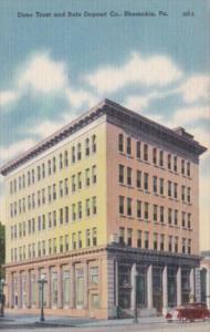 Pennsylvania Shamokin Dime Trust & State Deposit Company Bank
