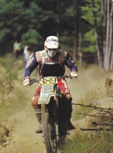 YAMAHA Motorcycle Racing, 60-80s